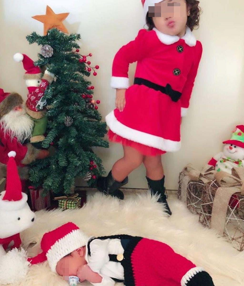 """Tamara Gorro nos mostró """"el mejor regalo"""" que les dejó Papá Noel"""