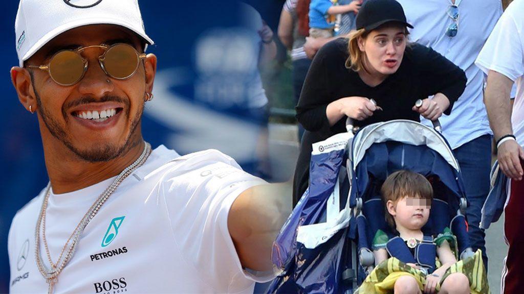 El sobrino de Lewis Hamilton y otros niños vip que visten de princesa (y qué)