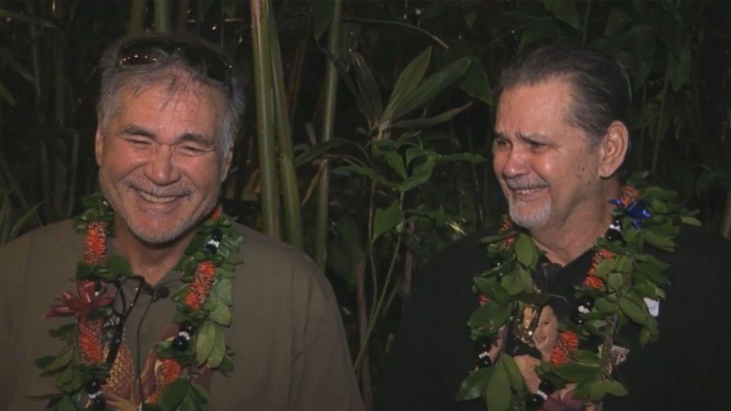 Descubren que son hermanos después de sesenta años de amistad