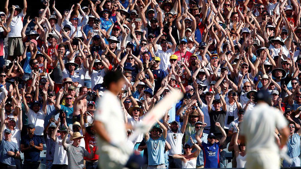 Cricket - Match de prueba de cenizas - Australia v Inglaterra - MCG, Melbourne, Australia