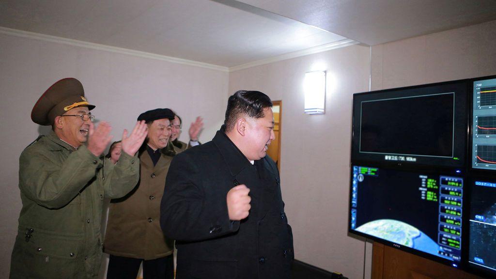 Corea del Sur asegura que varios desertores de Corea del Norte presentan signos de exposición a radiación