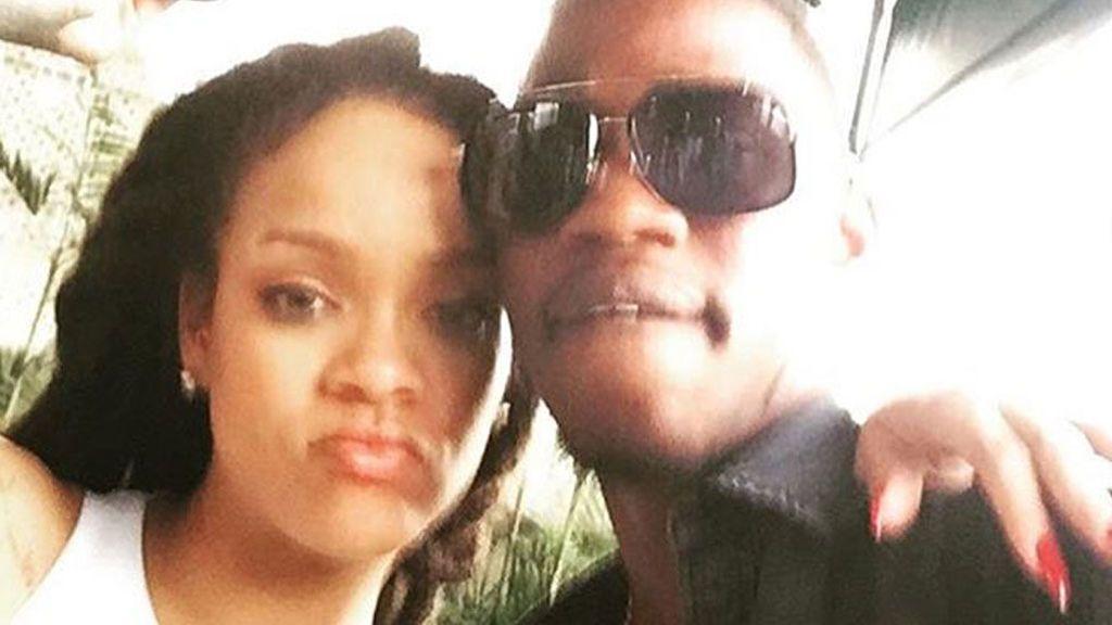 """Rihanna se despide de su primo asesinado: """"No puedo creer que anoche te tuviese en mis brazos"""""""