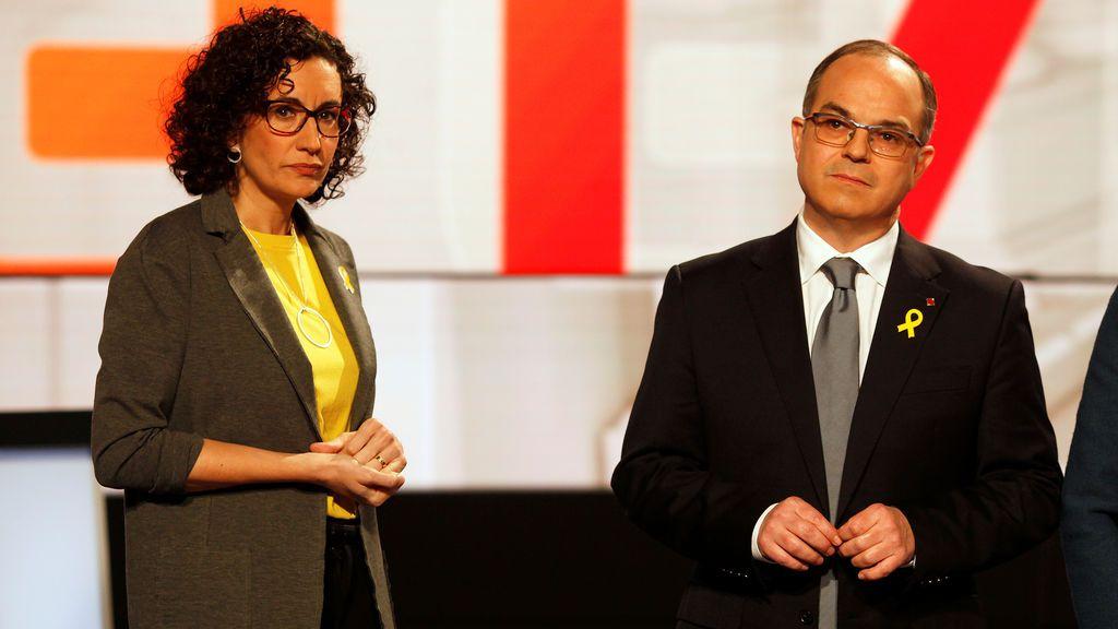 JuntsxCat inicia contactos con ERC y CUP para constituir el Parlamento de Cataluña