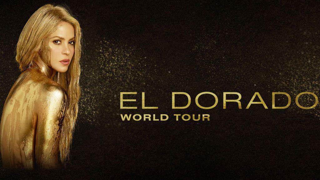 Shakira reprograma para verano de 2018 las fechas de su gira 'El Dorado' en España