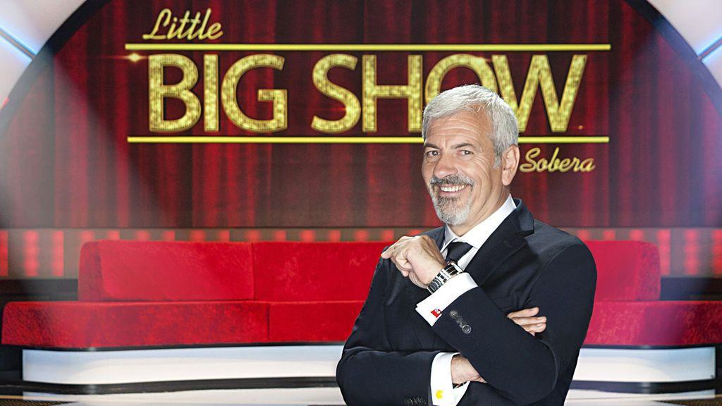 Carlos Sobera, presentador de 'Little big show'.
