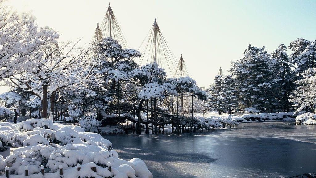 Viaje por el Japón desconocido y misterioso : Kanazawa