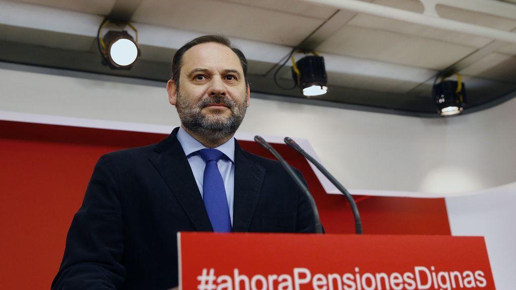 """Ábalos ve """"absurdo"""" y """"propio del delirio independentista"""" investir a Puigdemont desde Bruselas"""