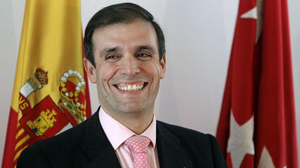 Dimite el presidente de la Cámara de Cuentas de Madrid tras su imputación en el caso Lezo