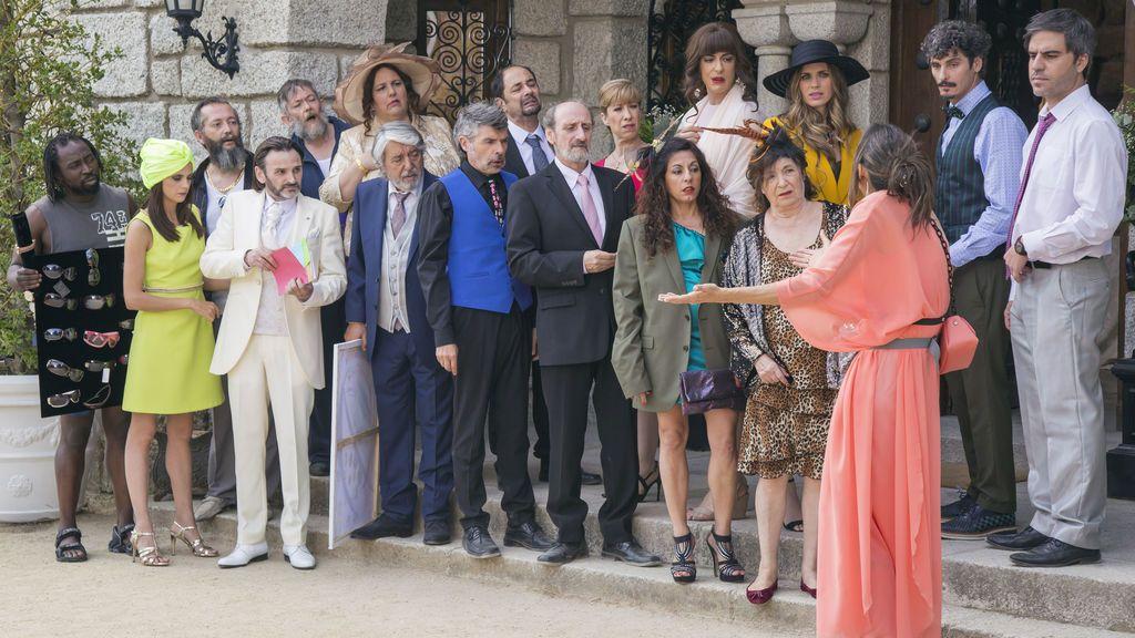 Imagen del último capítulo de la décima temporada de 'La que se avecina'.