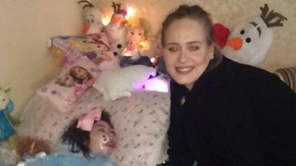 Seguidora de Adele