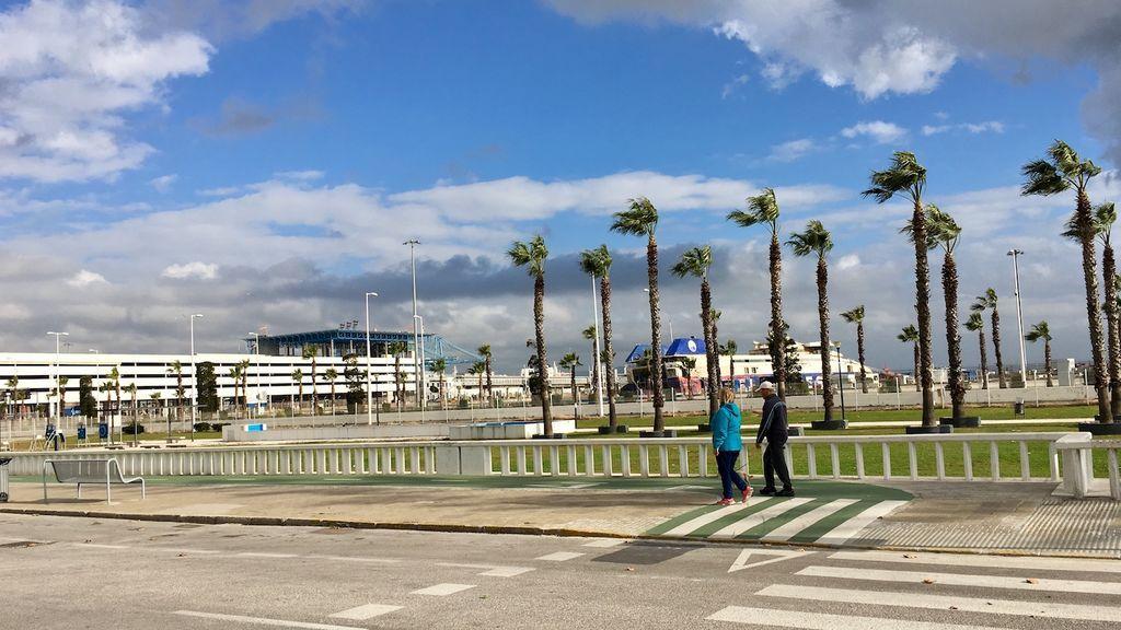 Palma Amorós Rodríguez en Algeciras, Cádiz