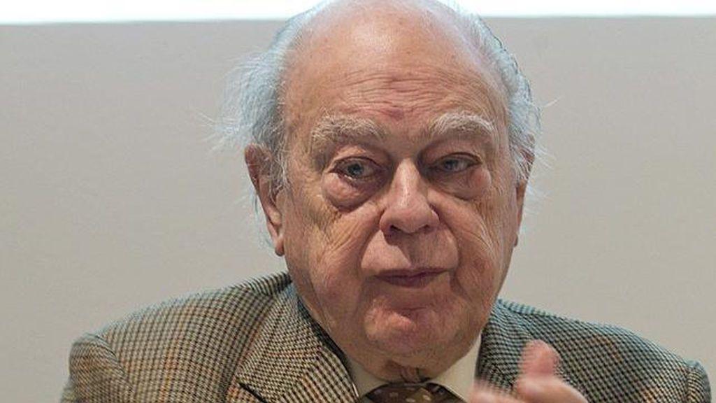 Jordi Pujol, expresidente de la Generalitat, hospitalizado por neumonía