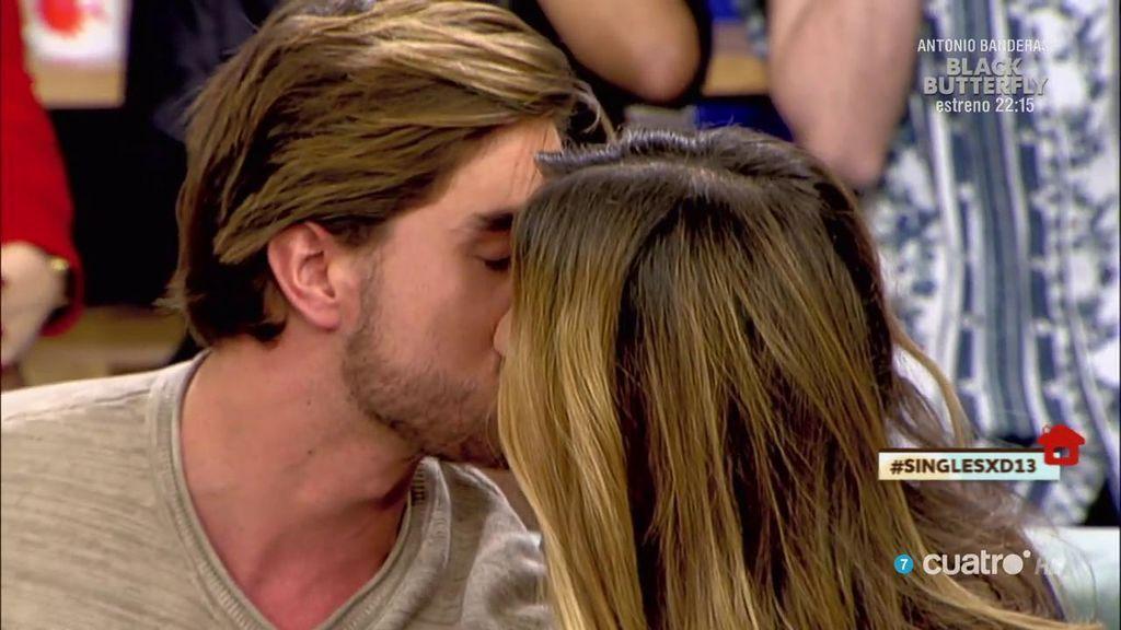 Kevin toma su decisión final con un polémico beso a Triana