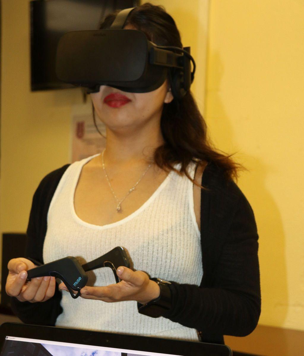 """Sasufo: la realidad virtual para """"superar fobias específicas"""""""