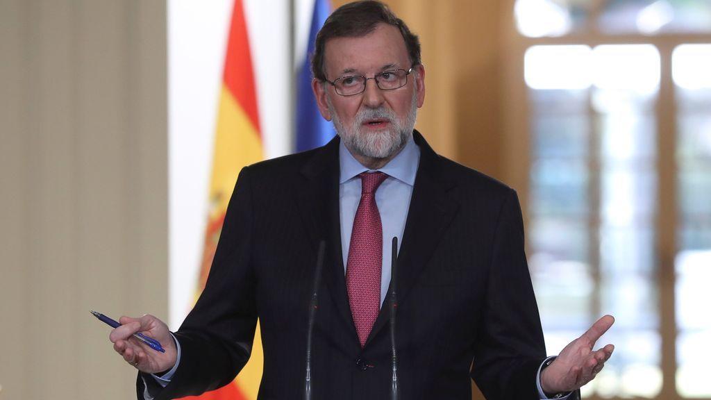 Rajoy convocará la sesión constitutiva del Parlament para el 17 de enero