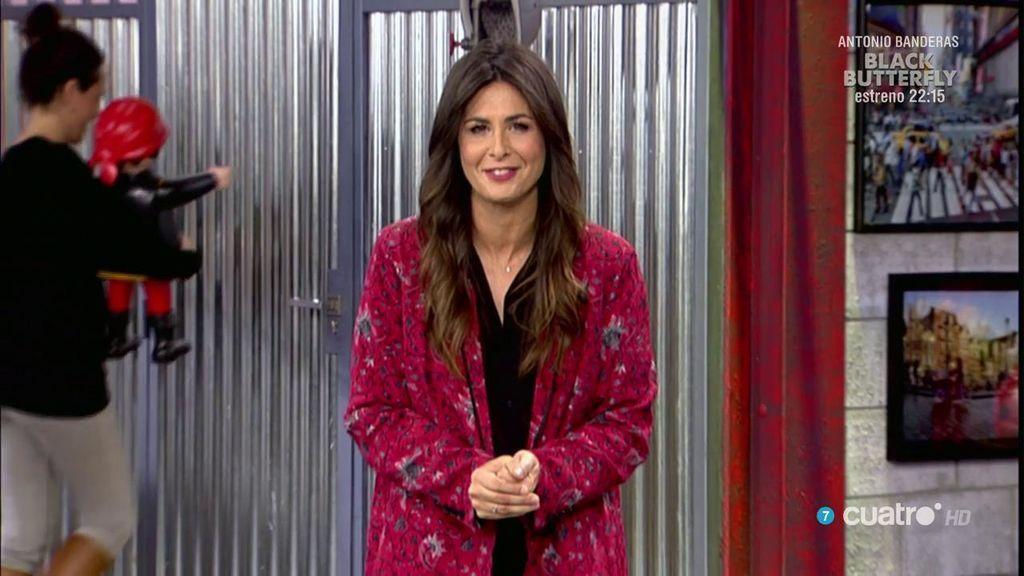 Nuria Roca despide el último programa de 'Singles XD'