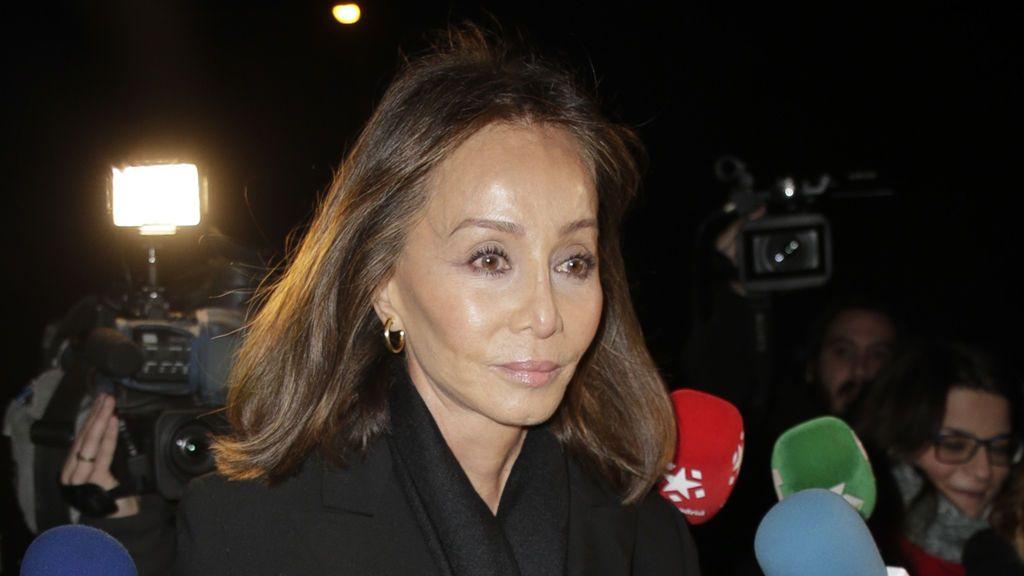 El adiós a Carmen Franco