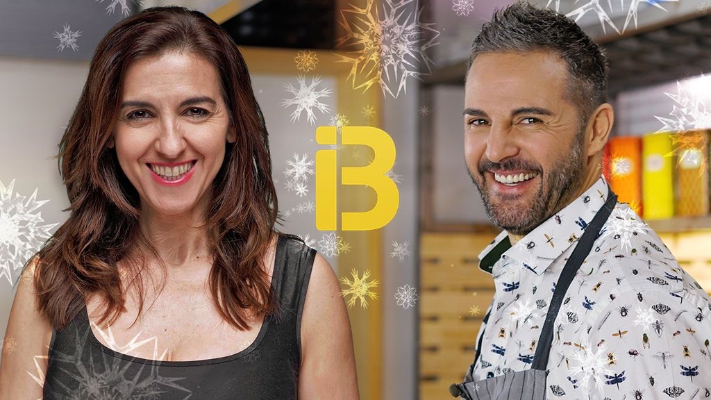 Llum Barrera y Santi Taura recibirán en IB3 Televisió el 2018.