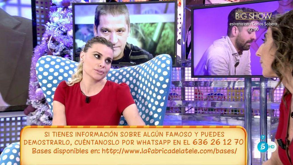 """El zasca de Paz Padilla a María Lapiedra: """"Tú nunca has querido a Mark"""""""