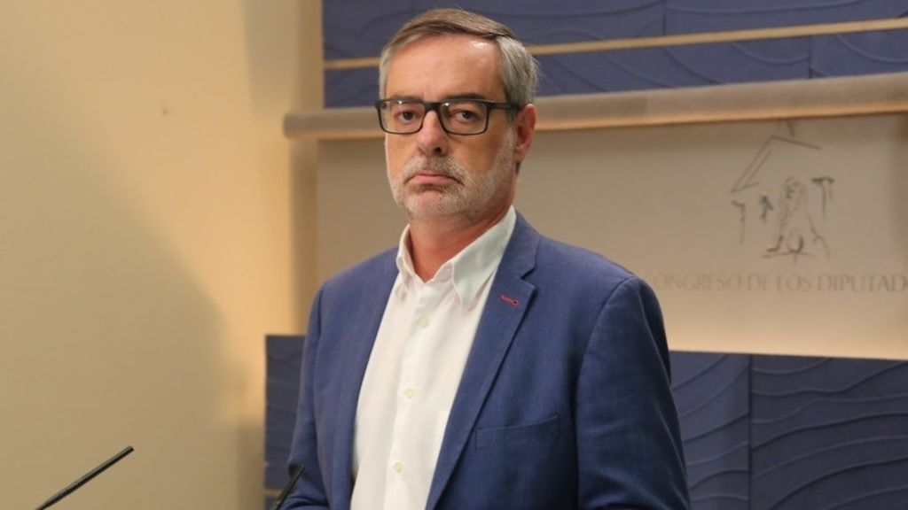 José Manuel Villegas, diputado de Ciudadanos en el Congreso.