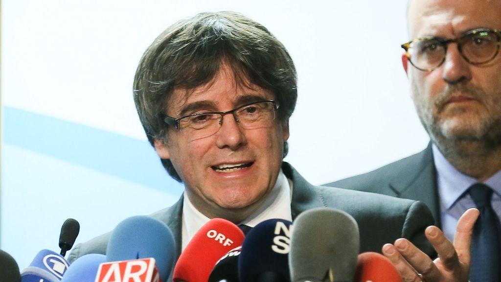 """Puigdemont realizará este sábado desde Bruselas su """"mensaje institucional"""" de fin de año"""