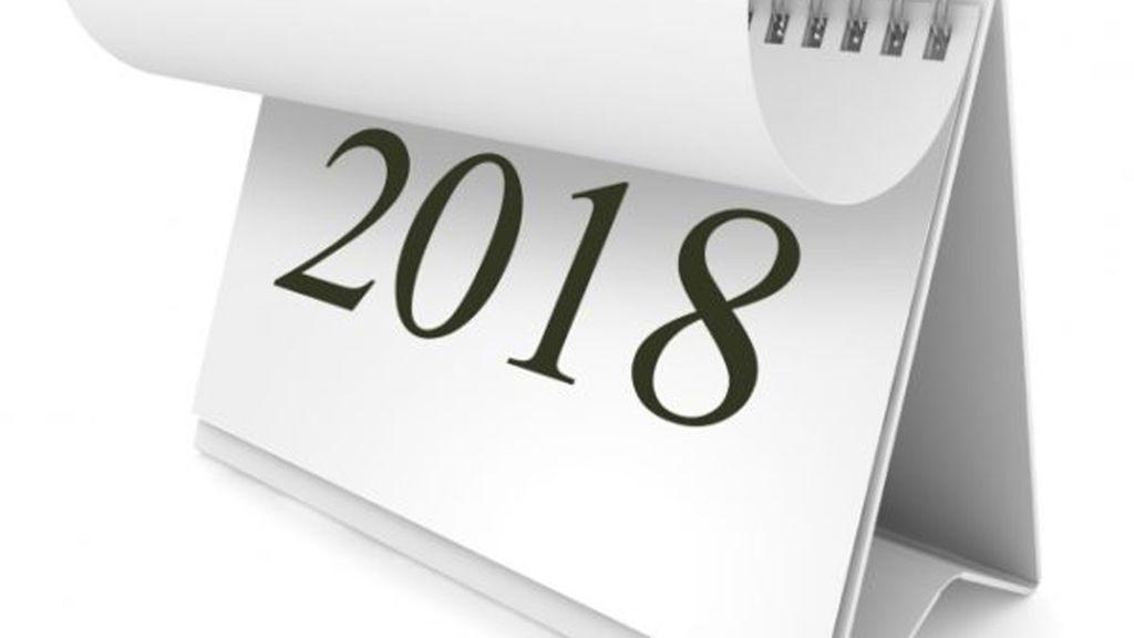 El nuevo año contará con diez festivos en toda España