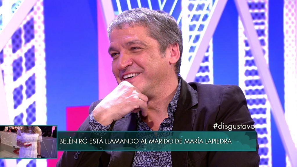 """Gustavo González: """"Me gustaría tener un hijo con María"""""""