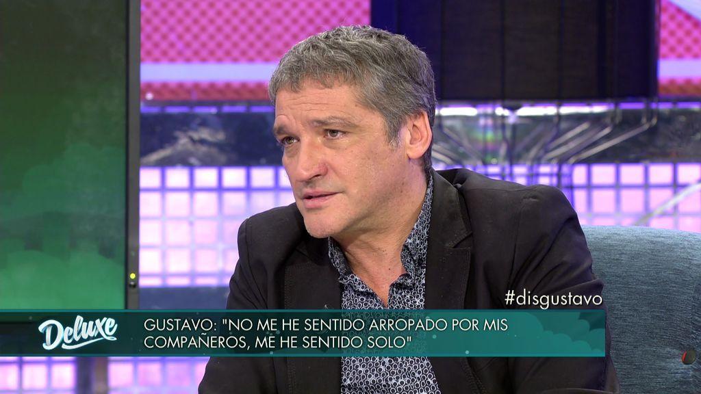 """Gustavo explota: """"Chelo me dijo que tenía una mierda de vida, su comentario me rompió"""""""