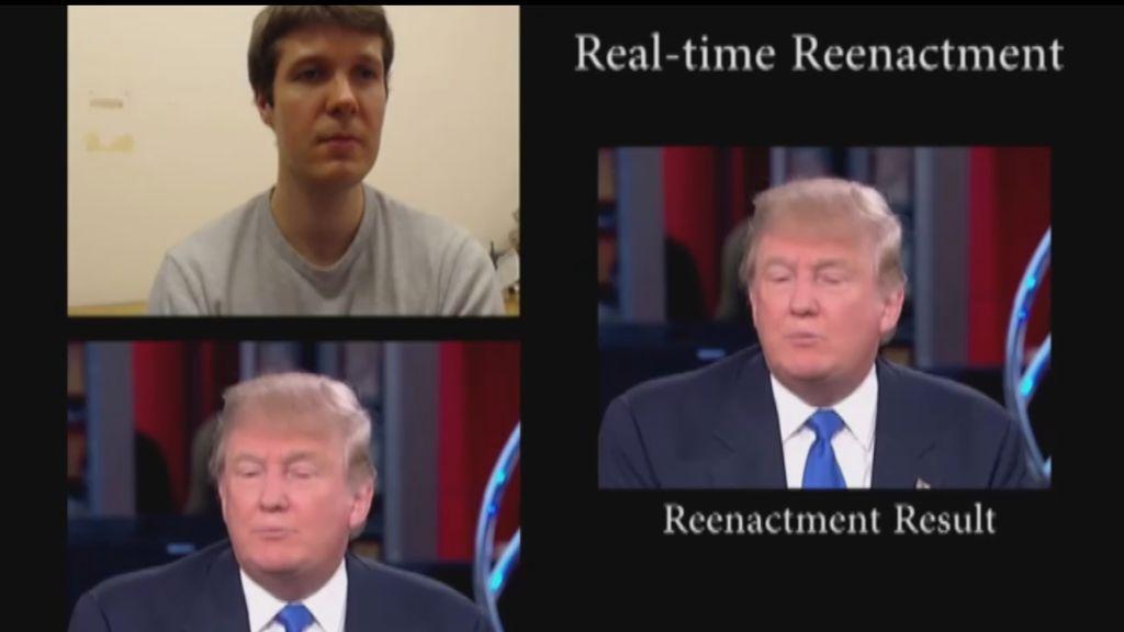 La realidad virtual da un paso más, crean un programa capaz de falsificar cualquier rostro