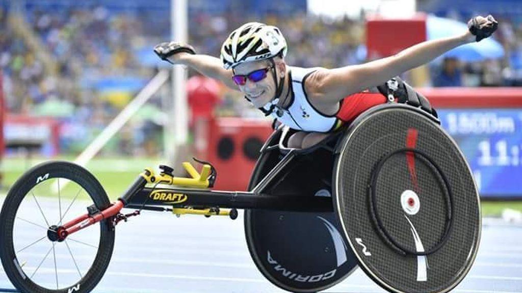 """Una campeona paralímpica belga pide la eutanasia: """"No quiero sufrir más"""""""
