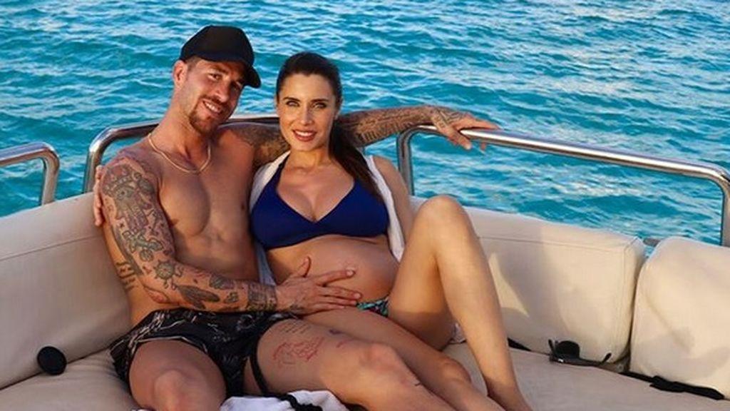 Sergio Ramos y Pilar Rubio presumen de su Navidad paradisíaca en redes sociales