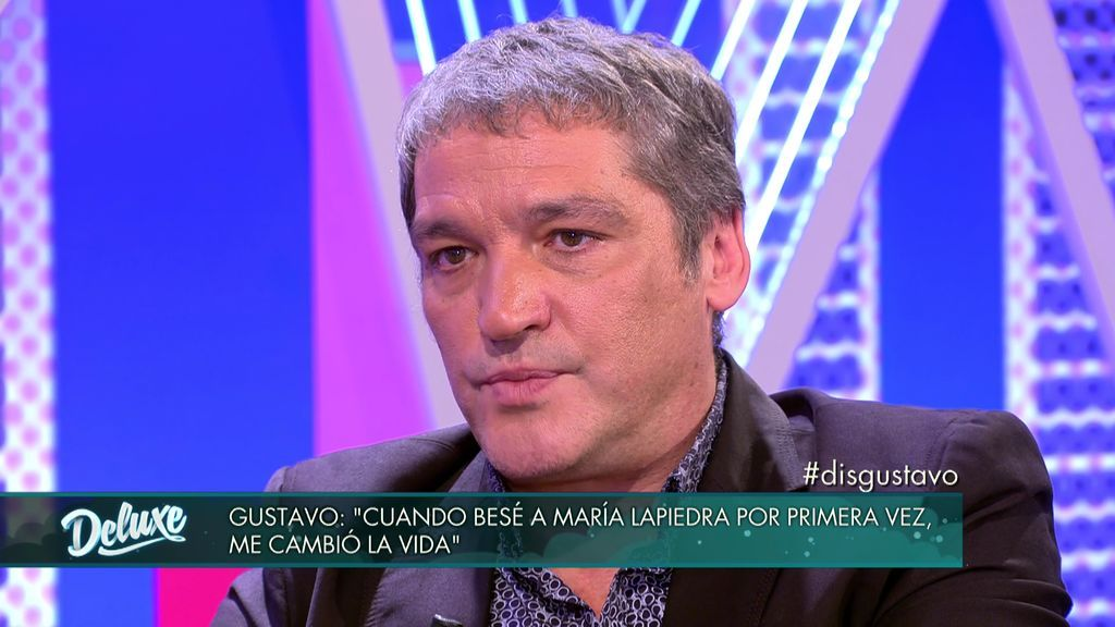 """Gustavo cuenta la verdadera historia de amor con María Lapiedra: """"Me cambió la vida"""""""
