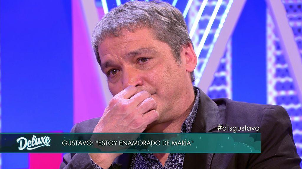 """Gustavo se mortifica: """"Mi exmujer ha vivido engañada"""""""