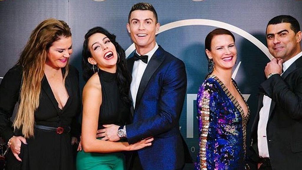 Cristiano celebra su propia 'Gala CR7' para conmemorar el mejor año de su carrera