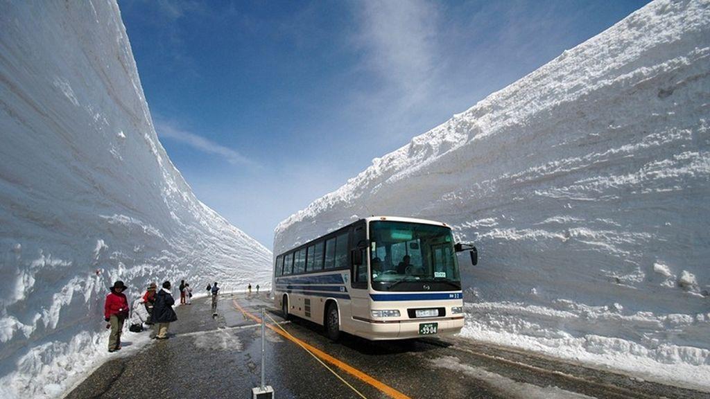 Viaje por el Japón desconocido y misterioso II: Nagano y los Alpes Japoneses