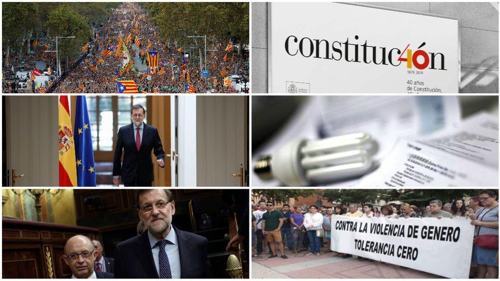 España: Lo que será noticia en 2018