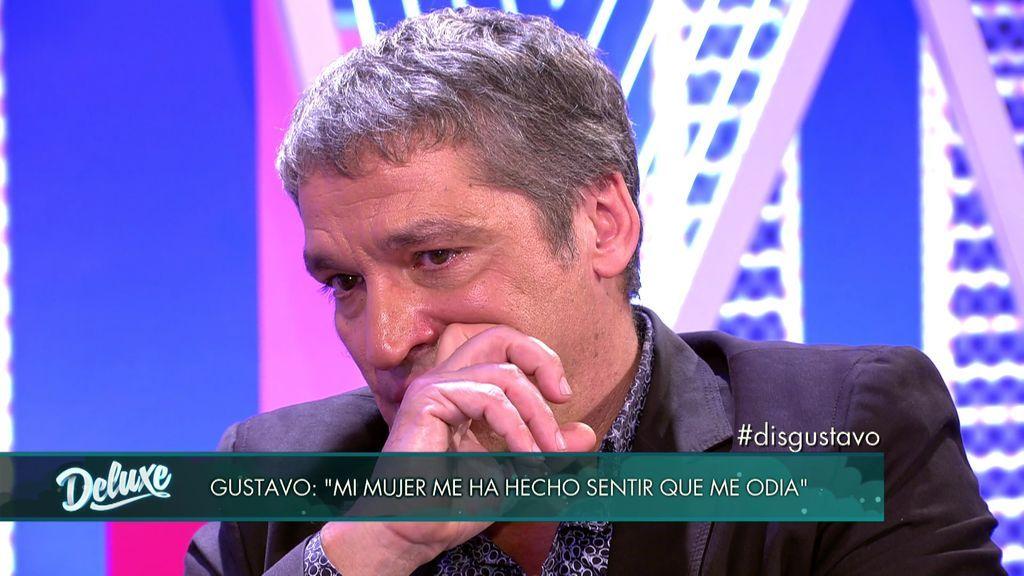 """Gustavo González: """"A veces pensaba que a quién engañaba era a María"""""""