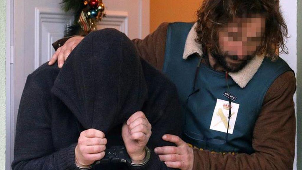 El autor confeso del crimen de Diana Quer pasará a disposición judicial este lunes en Ribeira