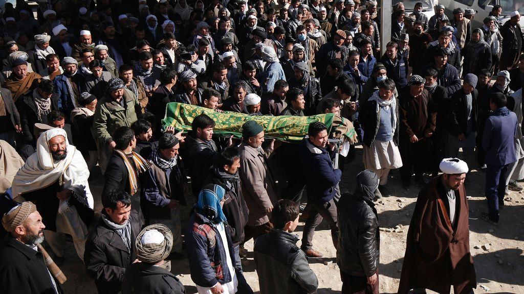 Seis muertos y 15 heridos al estallar una bomba durante un funeral en Afganistán