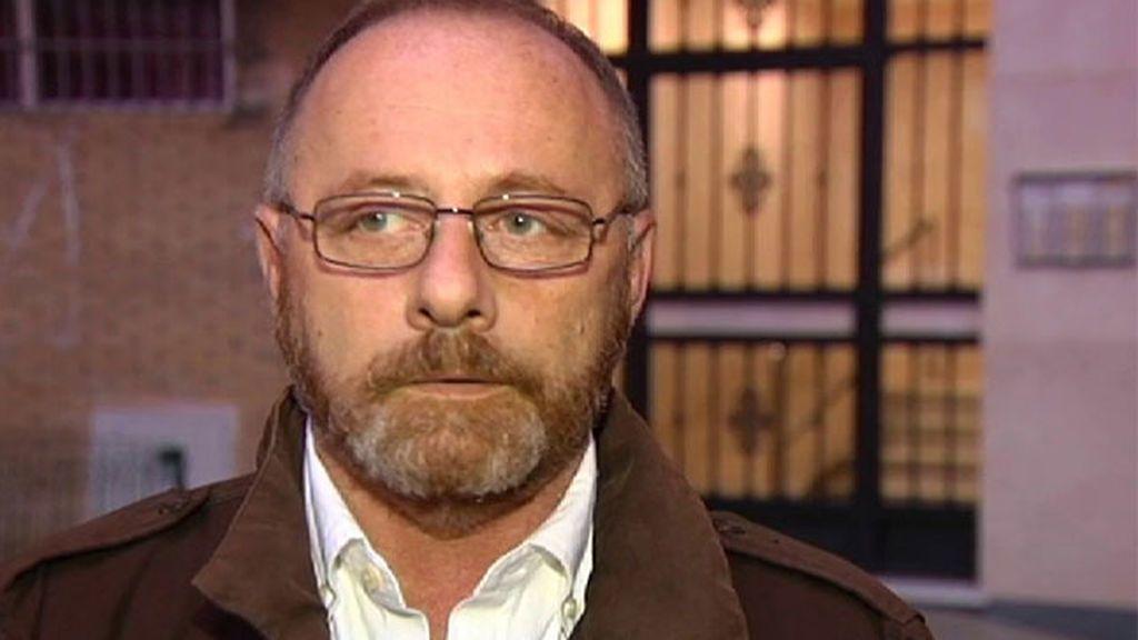 Antonio del Castillo pierde la esperanza de que la Policía consiga encontrar a su hija