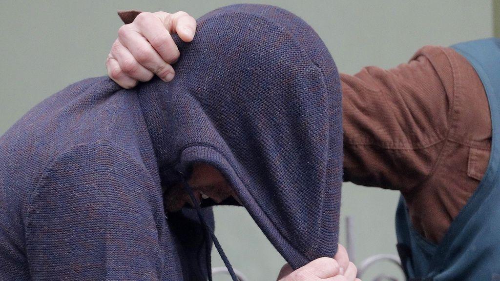 El Chicle, a prisión, tras no declarar y a la espera de conocer la autopsia
