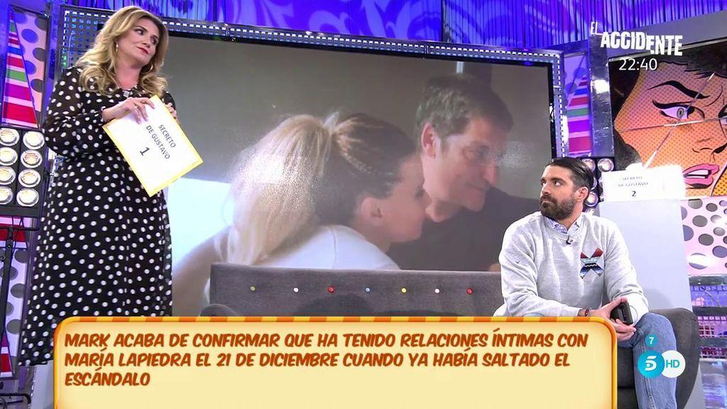 Mark desvela dos secretos de Gustavo González