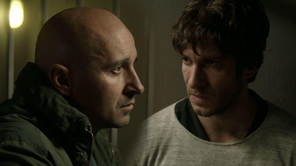 José confiesa toda la verdad: le cuenta a su hermano por qué le ha dejado Lucía