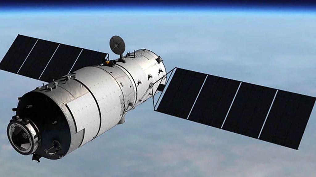 Una estación espacial china fuera de control amenaza con caer sobre la Tierra