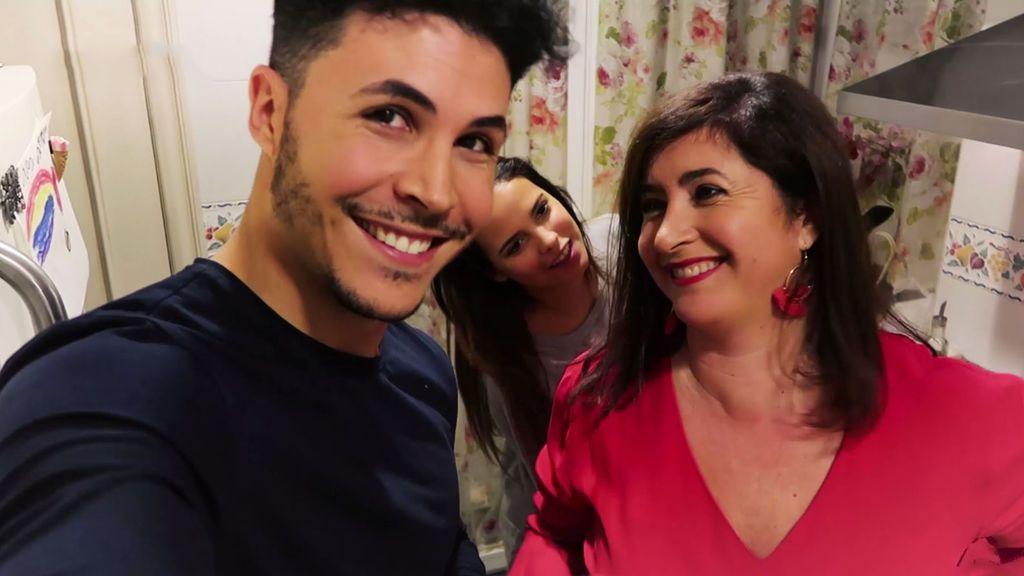Así vivieron Gloria Camila y Kiko la Nochevieja ¡'Como yo te amo', 2018! (2/2)