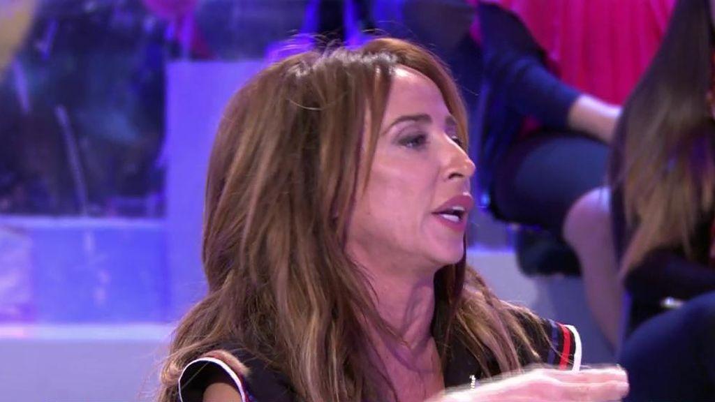 """María Patiño, sobre la entrevista de Gustavo en 'Sábado Deluxe': """"Gustavo González mintió"""""""