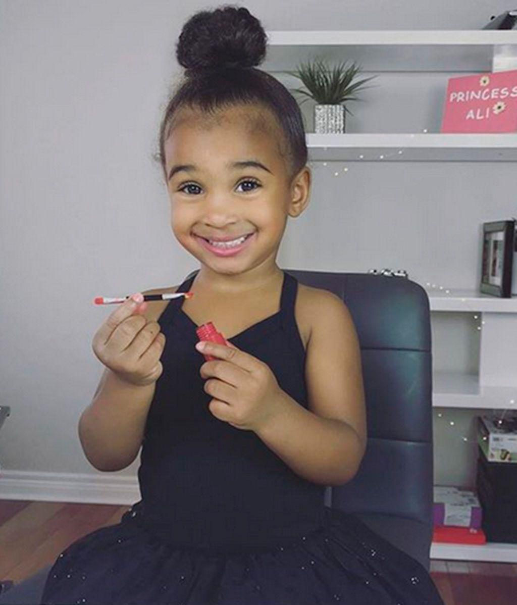 Samia Ali, la casi bebé instagramer a la que sigue hasta Rihanna