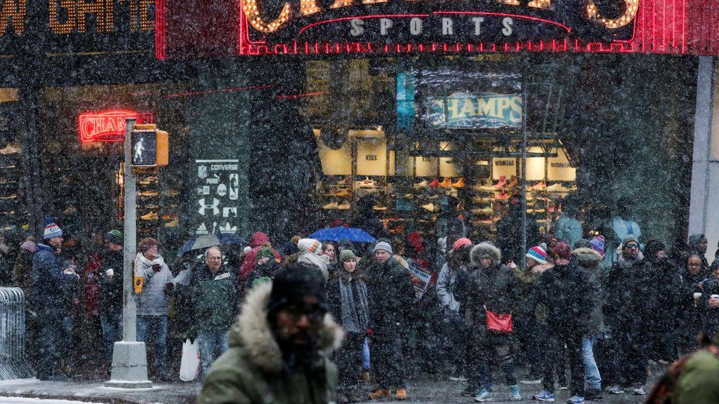 La ola de frío en Estados Unidos deja cuatro muertos