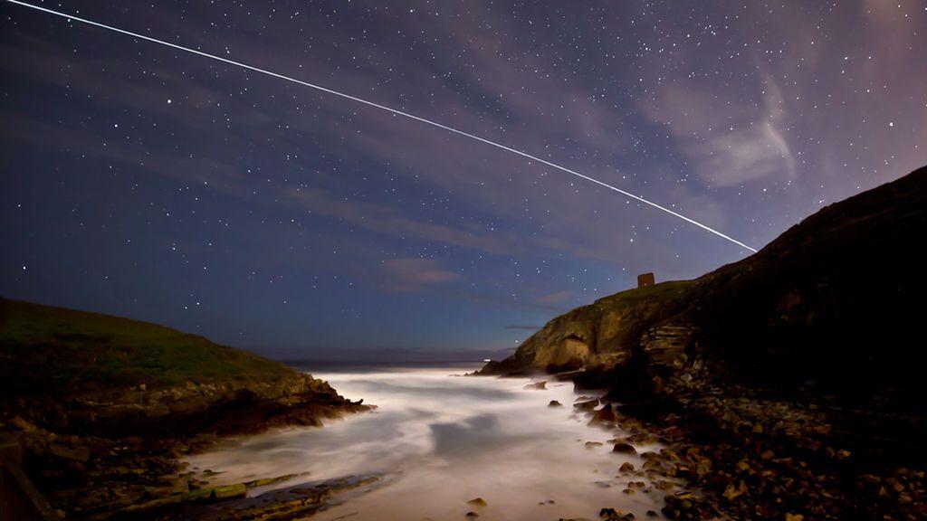¡Una estrella fugaz cada 4 minutos! Llegan las Cuadrántidas, la primera lluvia de meteoros del año