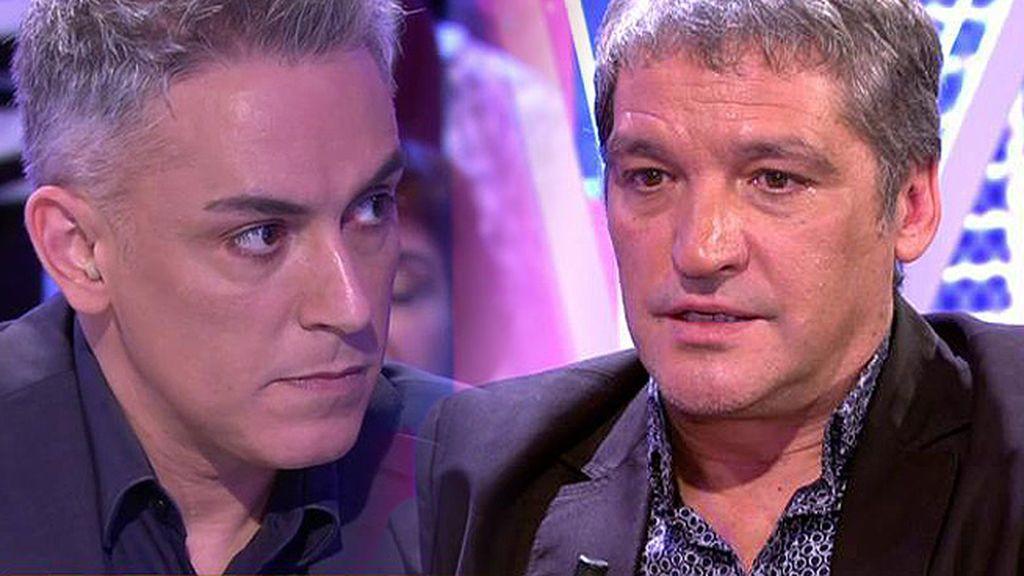 """Kiko Hernández, a Gustavo González: """"No hay sentencia de divorcio, se ha impugnado"""""""